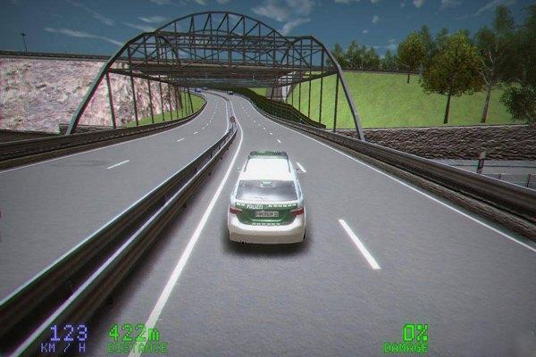 模拟驾驶2012中文版截图