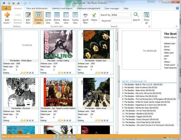 My Music Collection截图