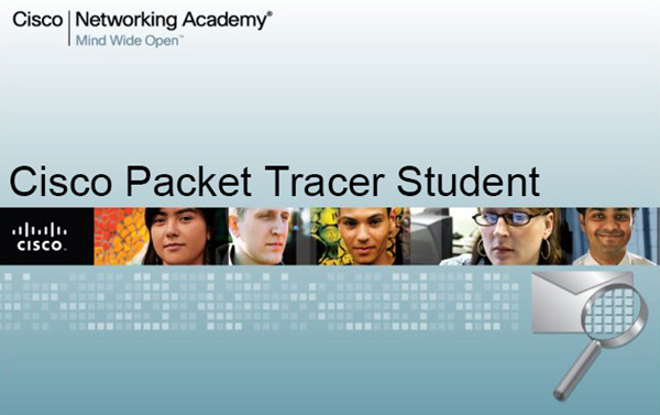 Cisco Packet Tracer截图