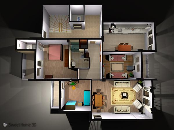 Sweet Home 3D素材包_Sweet Home 3D素材包下载[素材包]-下载之家