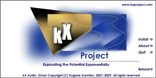 kx3550驱动截图