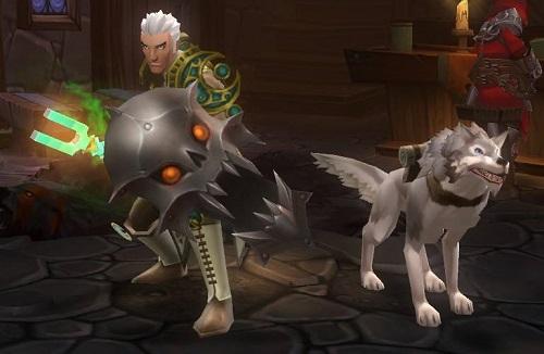 火炬之光2宠物装备mod截图