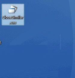 CloseSimilar截图