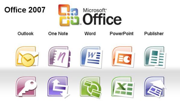 office2007截图