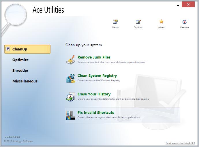 Ace Utilities截图