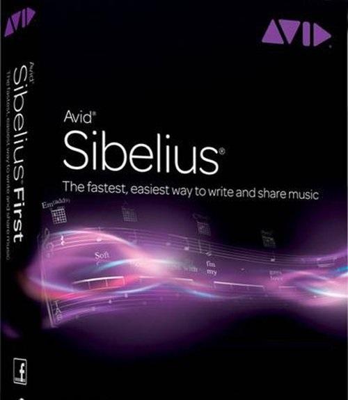 Sibelius截图