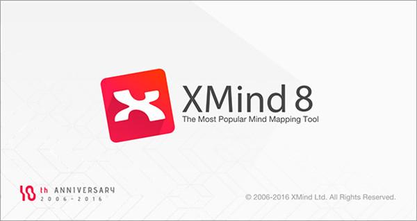 XMind截图