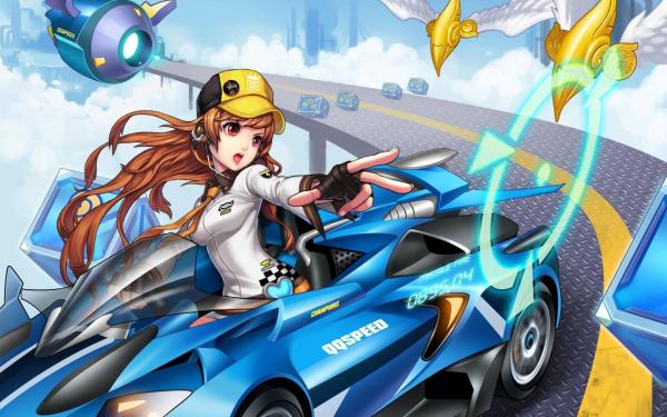qq飞车改车软件截图