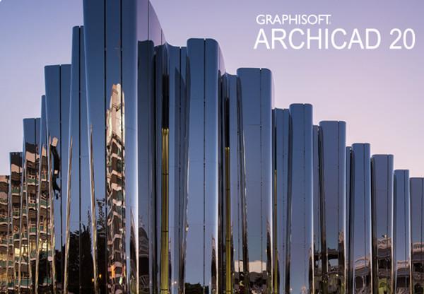 ArchiCAD截图