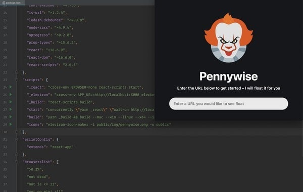 Pennywise截图