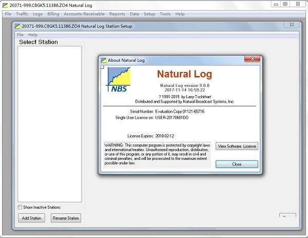 Natural Log截图