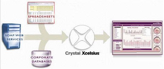 Crystal Xcelsius截图