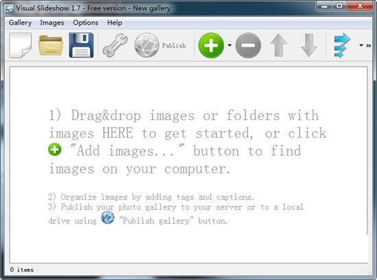 Visual Slideshow截图