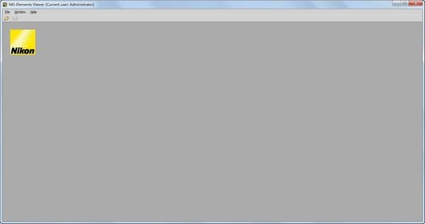 NIS-Elements Viewer截图