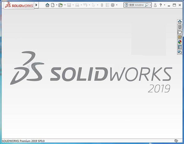 SolidWorks2019截图