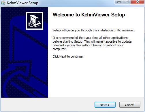 Kchmviewer截图