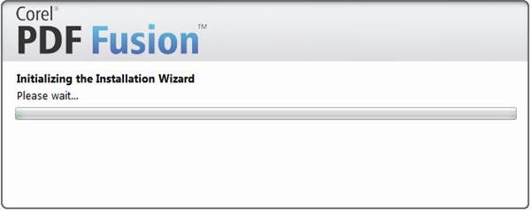 Corel PDF Fusion截图