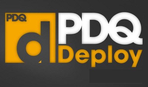 PDQ Deploy截图