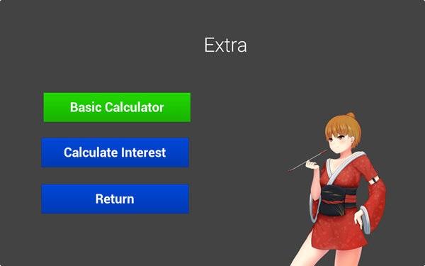 Expense Calculator截图
