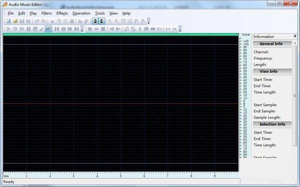 Audio Music Editor截图