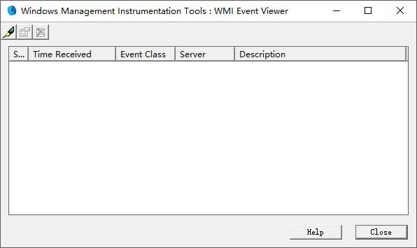 Windows Management Instrumentation Tools截图