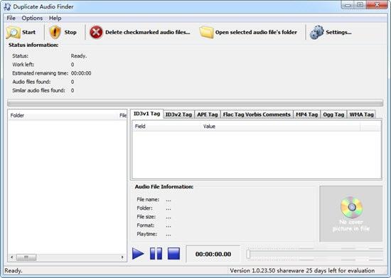 Duplicate Audio Finder截图