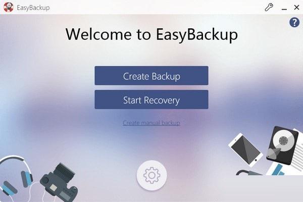 EasyBackup截图