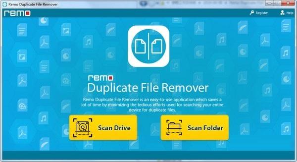 Remo Duplicate File Remover截图