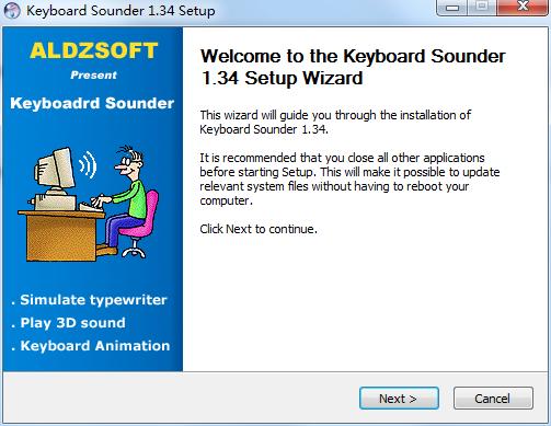 Keyboard Sounder截图