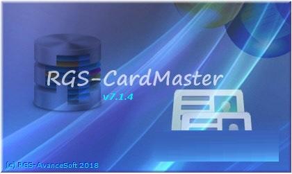 RGS CardMaster截图