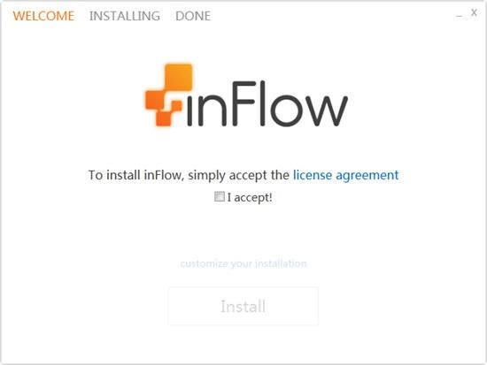 inFlow Inventory截图
