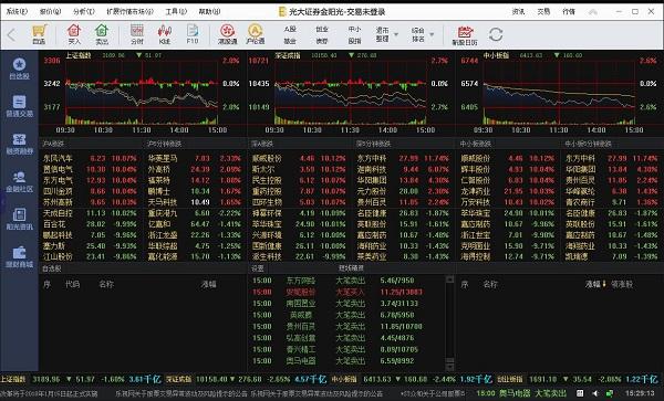 光大证券金阳光交易截图