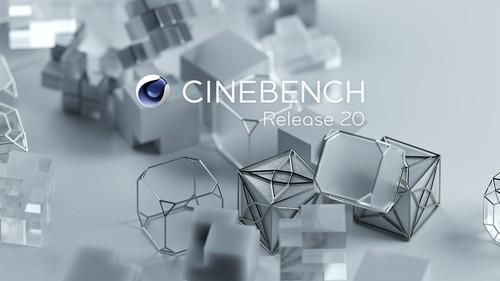 CineBench R20截图