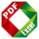 Lighten PDF to Excel Converter