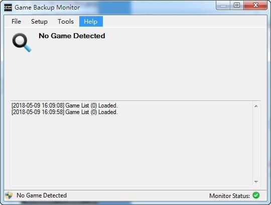 Game Backup Monitor官方版