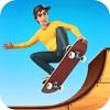滑板运动员