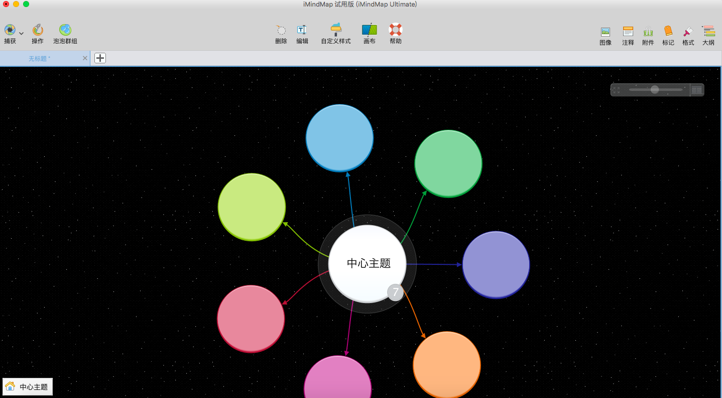 iMindMap手绘思维导图软件