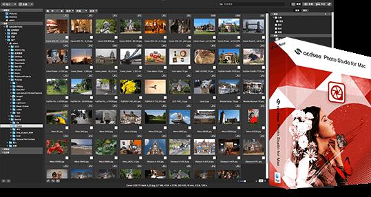 ACDSee Photo Studio for Mac 4