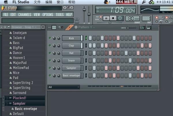 FL Studio水果编曲软件截图