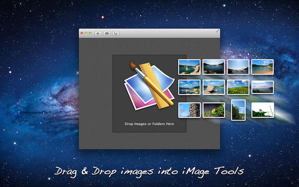 iMage Tools for mac