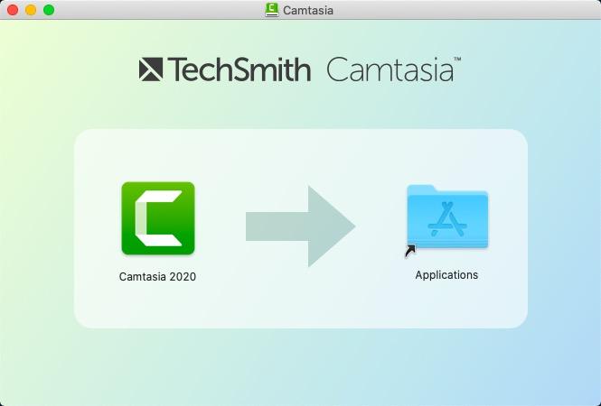 Camtasia Studio 2020截圖