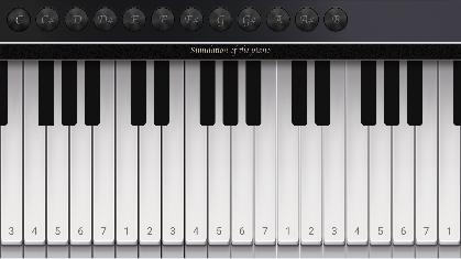 掌上钢琴截图