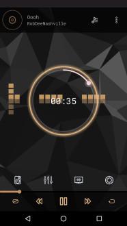音乐播放器截图
