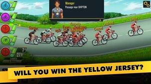 环法自行车赛截图