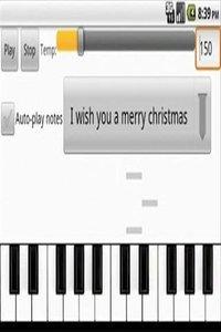 弹钢琴截图