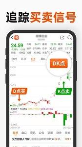 东方财富股票截图