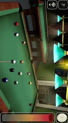 3D指上台球完整版截图