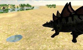 3D恐龙截图