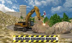 重型挖掘机:宝石切割截图