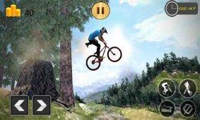 模拟山地自行车截图